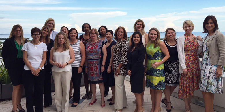Women's Leadership Council 2015