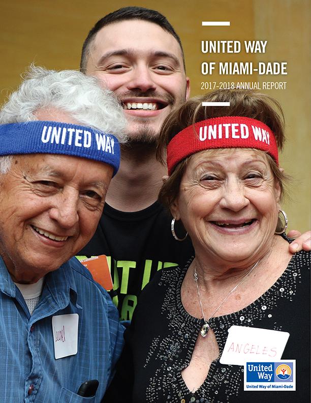 United Way Miami-Dade Annual Report 2017-2018