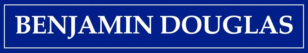 Logo for Benjamin Douglas