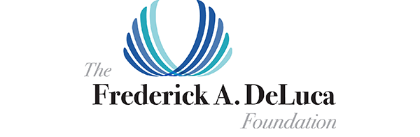 Logo for Frederick A. DeLuca Foundation