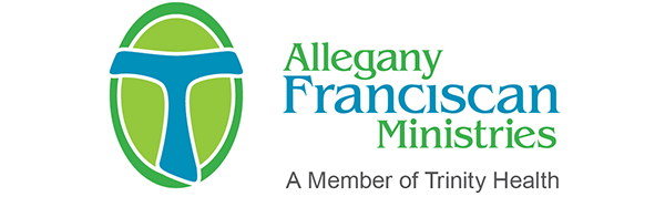 Logo for Allegany Francisco Ministries