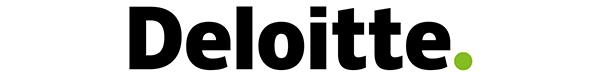 Logo for Deloitte