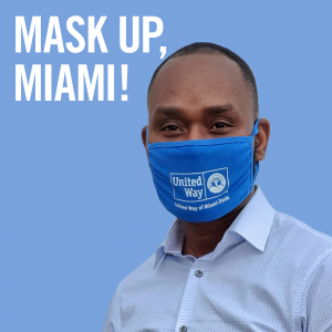 Mask up, Miami!