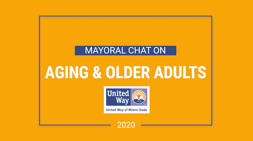 Mayoral Chat on Aging and Older Adults 2020