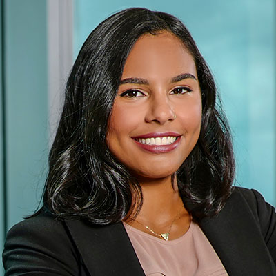 Headshot of Nicole Acosta