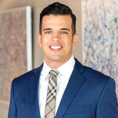 Headshot of Randy Carballo