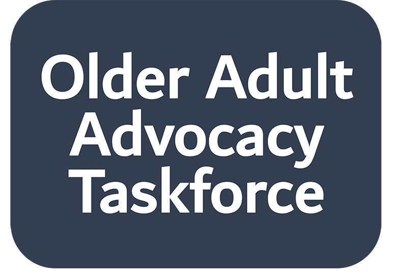 Older Adult Advocacy Taskforce